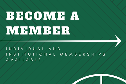 Become a Member - Individual and Institutional Memberships Available